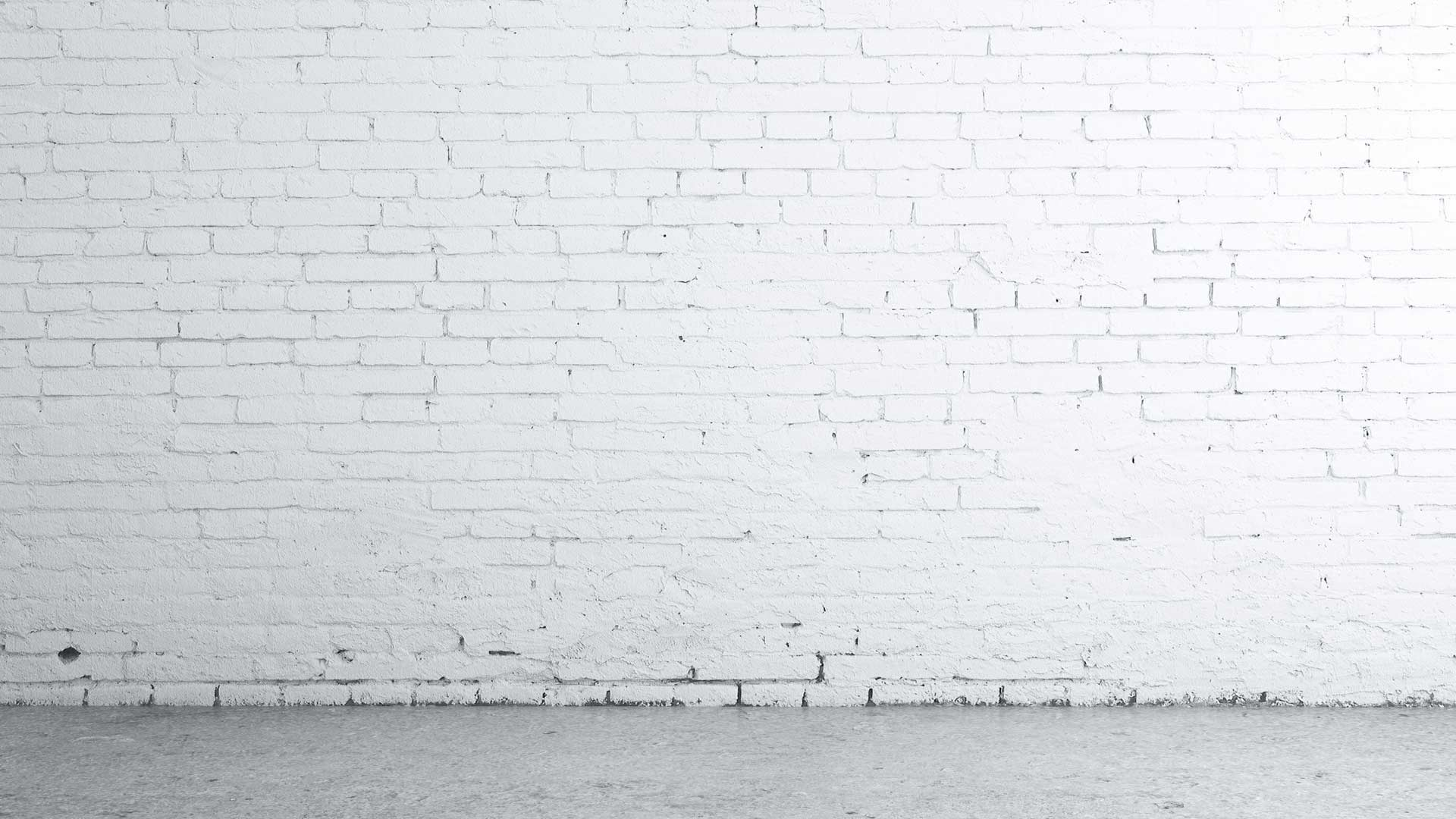 white-brick-wall-with-grey- White Wall
